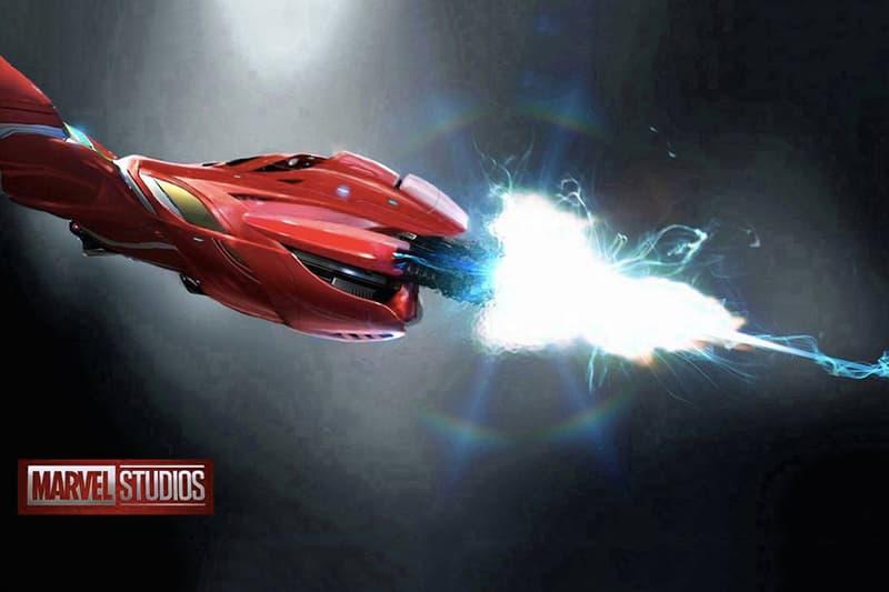網上揭露 Iron Man 於《Avengers 4》最新盔甲套裝