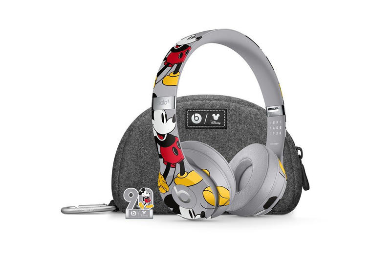 Beats by Dr. Dre 推出 Mickey Mouse 90 周年版本  Solo 3 Wireless 耳機