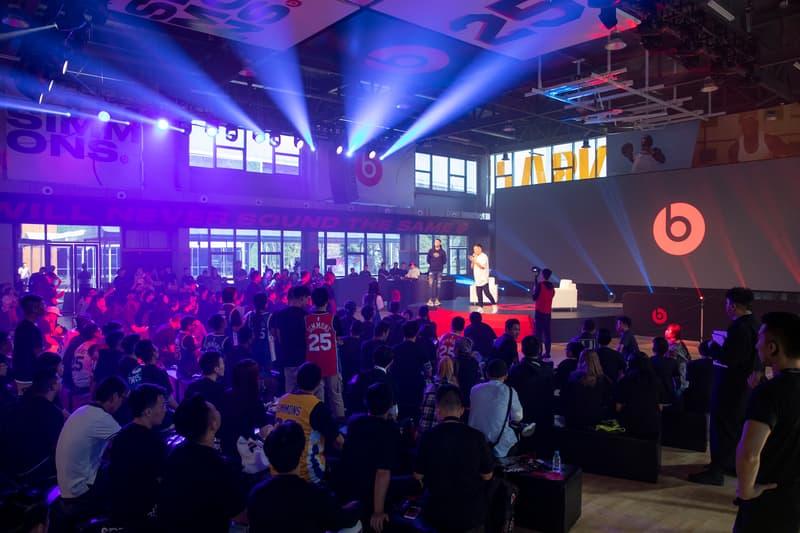 Ben Simmons 出席 Beats by Dr. Dre 上海座談會分享音樂心得
