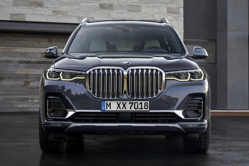霸氣盡露!BMW 最新旗艦 SUV X7 2019 正式登場
