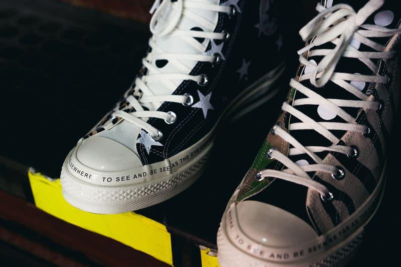 Brain Dead x Converse 聯乘 Chuck 70 鞋款上腳一覽