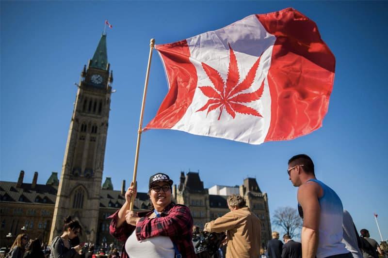 大眾徹夜排隊!加拿大正式成為第二個「大麻合法化」國家
