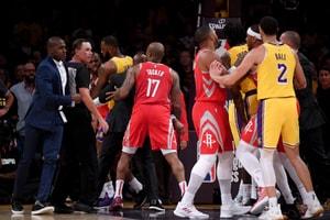 NBA 公佈 Chris Paul、Rajon Rondo、Brandon Ingram 打架事件調查結果及處罰決定