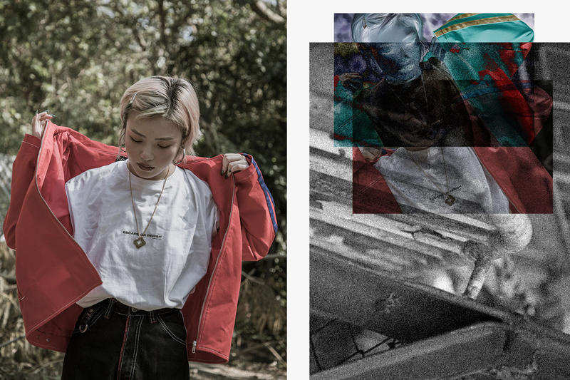 CLOTTEE BY CLOT 2018 秋季「Battle Royale」系列登場