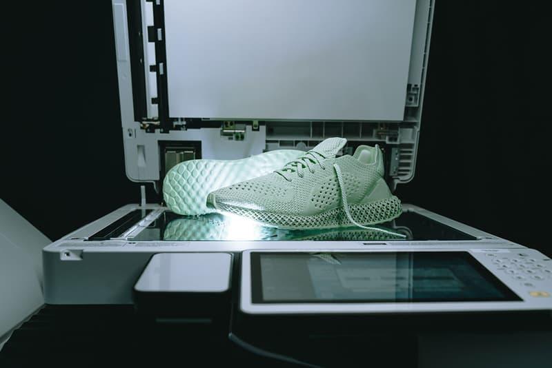 近賞 Daniel Arsham x adidas 聯乘 FUTURECRAFT 4D 鞋款
