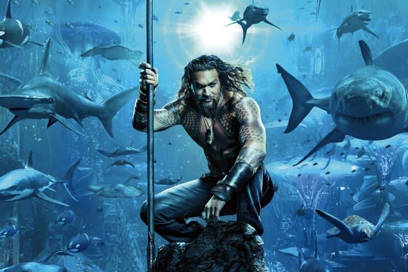 DC 年度大作《Aquaman》明日或將迎來第二波預告!?