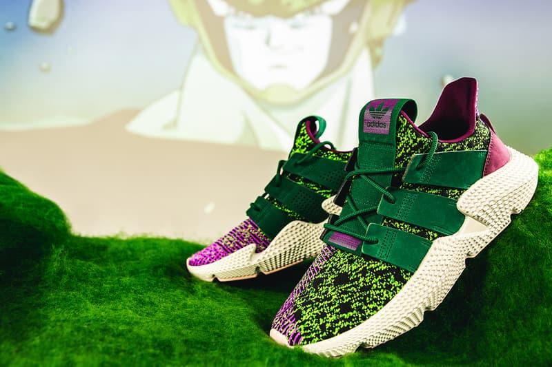 近賞 adidas Originals by Dragon Ball Z 聯乘系列第二波鞋款