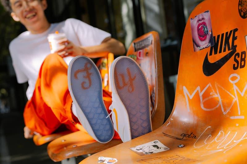 FLY x Nike SB 全新聯乘鞋款 Zoom Janoski「WAKE UP GO SKATE」登場