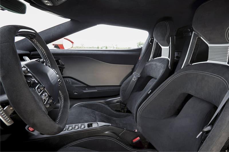 極致輕量 − Ford 全新 2019 GT Carbon Series 特仕車型發佈