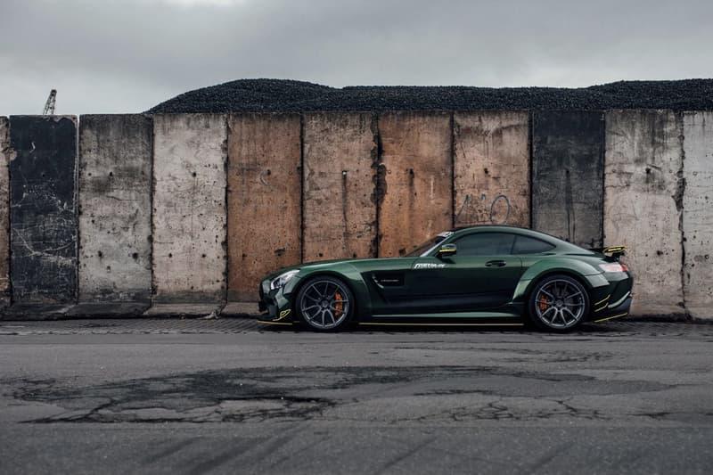 全面升級 − Fostla 全新 Mercedes-AMG GT S 改裝版本發佈