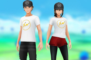 fragment design 限定服飾和帽子將於《POKÉMON GO》免費上架