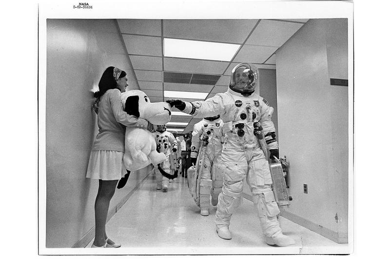 《Peanuts》主題展覽!Snoopy 與越南戰爭、NASA 等有何關係?