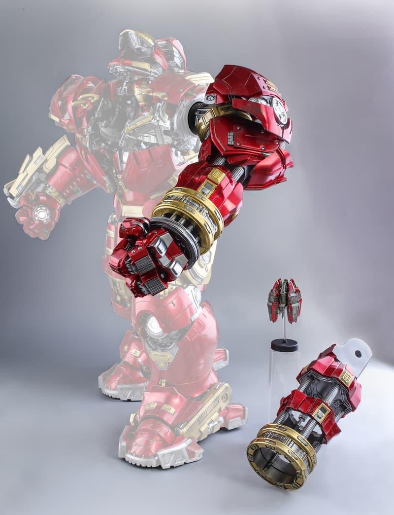 Hot Toys 最新《Avengers: Age of Ultron》升級版本 Hulkbuster 珍藏人偶