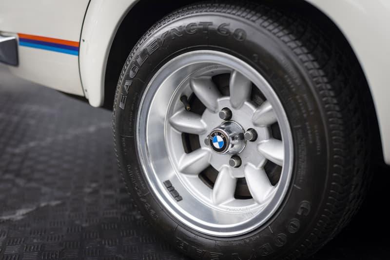 超級經典出土-激罕 BMW 2002 Turbo 公開發售中!