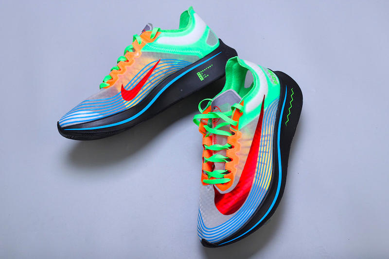 買鞋做善事-Nike Zoom Fly SP「Doernbecher」系列最新配色