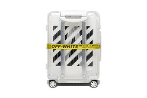 HYPEFEST 先發!Off-White™ x RIMOWA 發動聯乘第二回