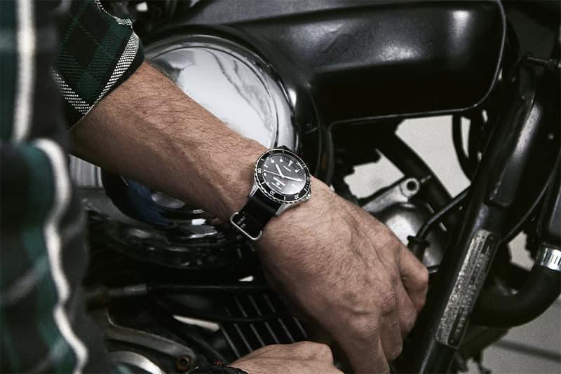 END. x NEIGHBORHOOD x TIMEX 三方攜手推出別注錶款