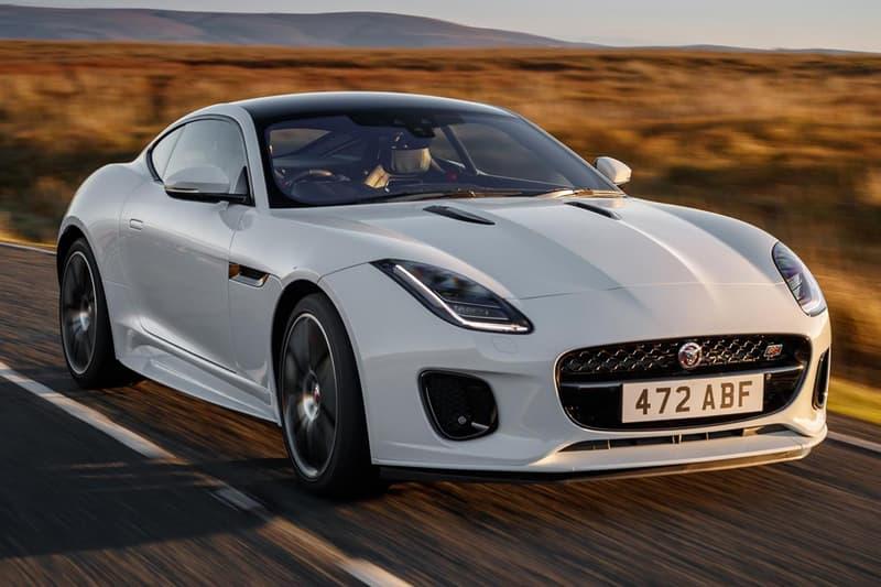 Jaguar「格紋旗」F-Type 特仕車型發佈
