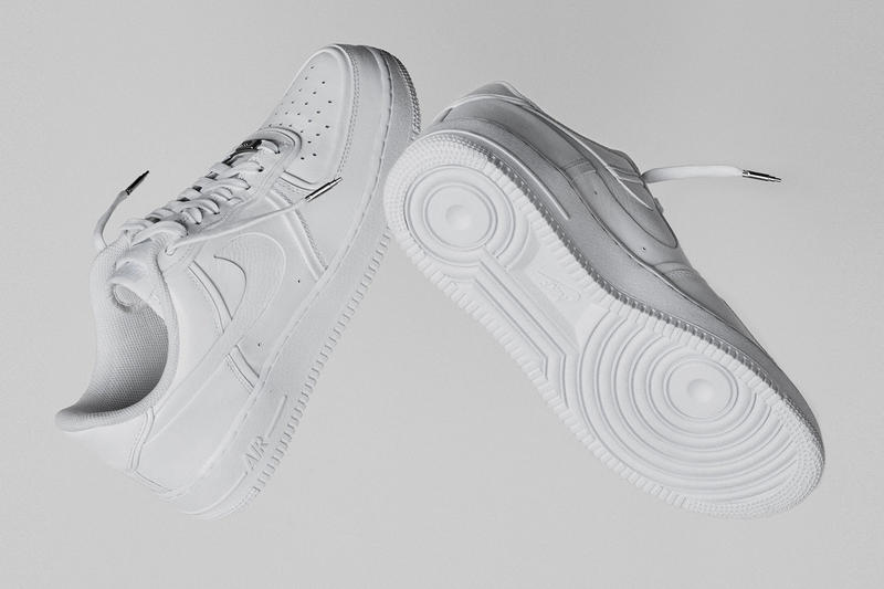 John Elliott x Nike 聯乘 Air Force 1 即將正式發售