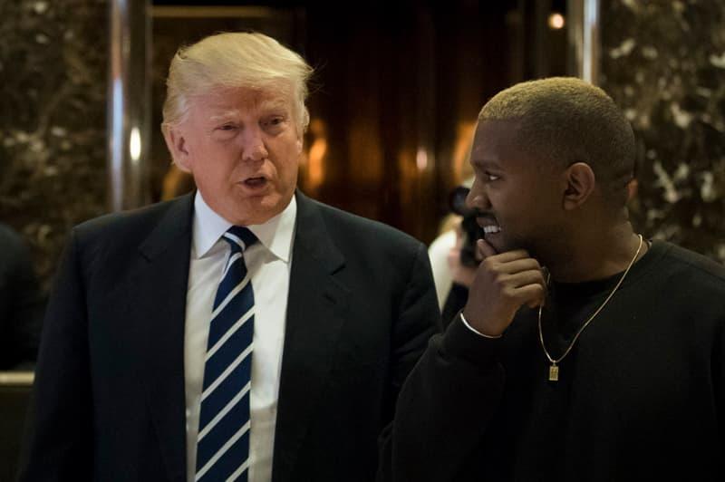 《紐約時報》披露!Kanye West 將和 Donald Trump 再次會面