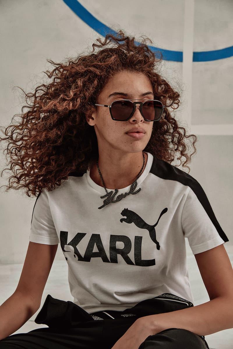 Karl Lagerfeld x PUMA 2018 聯乘系列正式發佈