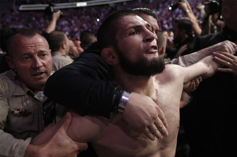 UFC 229 後續 − Khabib Nurmagomedov:「如果聯盟開除我兄弟,我就退出 UFC!」
