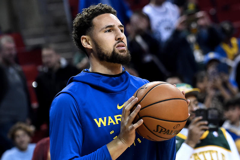 王朝面臨解散?Klay Thompson 傳出不願降薪續留 Golden State Warriors