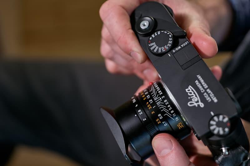 菲林數碼結合-Leica 發佈全新相機 M-10 D