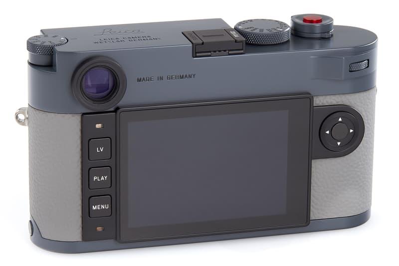Leica M10-P 推出全新「Bold Grey」限定版本