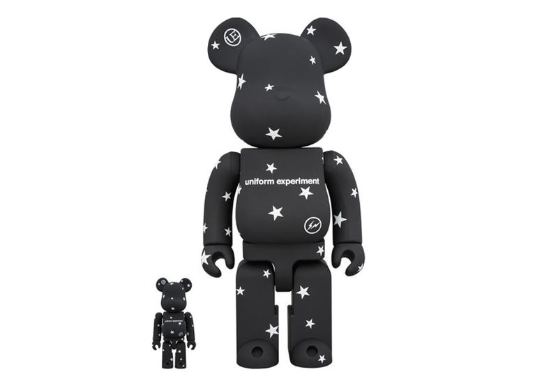 Medicom Toy & Uniform Experiment 聯乘 BE@RBRICKS 玩偶發佈