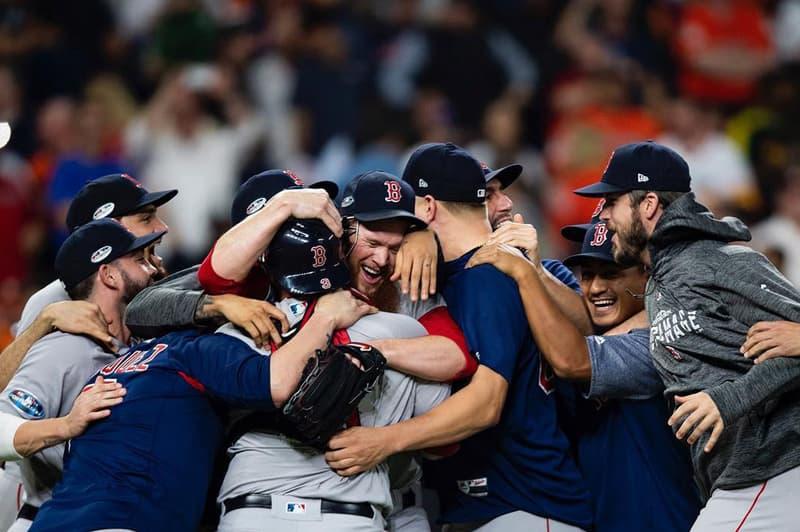 MLB 美聯冠軍出爐!Boston Red Sox 擊敗衛冕冠軍 Houston Astros 登上寶座
