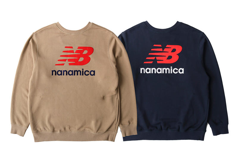 nanamica Tokyo Design Studio by New Balance R_C1