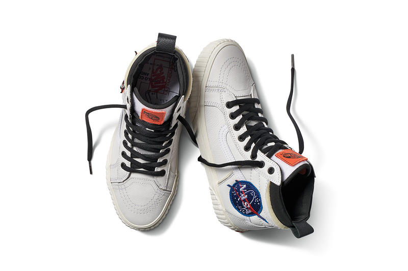 NASA x Vans 聯乘「Space Voyager」系列正式發佈