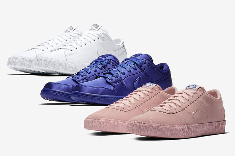 Nike SB x NBA 秋冬聯名系列鞋款完整公佈