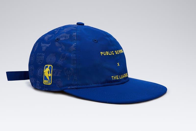 PSNY x New Era x NBA 三方聯乘「The League」系列登場