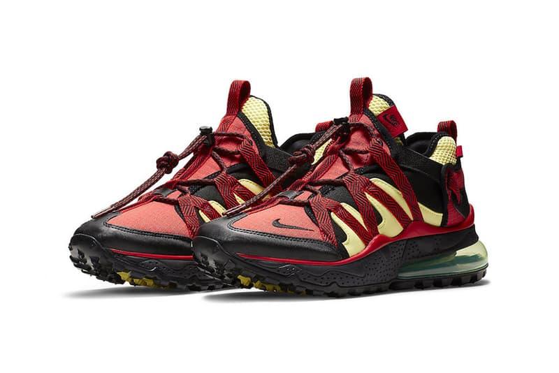 Nike 最新 Air Max 270「Bowfin」戶外系列全新配色登場