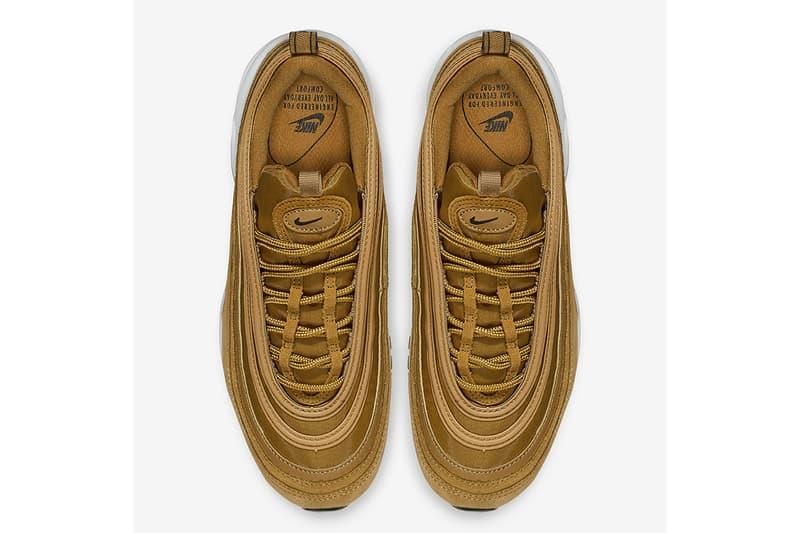 Nike Air Max 97 全新配色「Muted Bronze」正式發佈