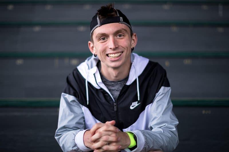 Nike 簽下首位腦麻痺跑手 Justin Gallegos