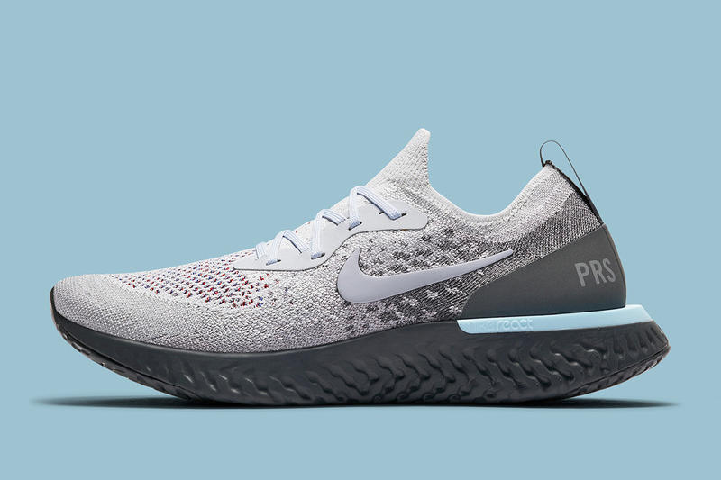Nike 釋出全新 Epic React Flyknit 「Paris」多角度官方照