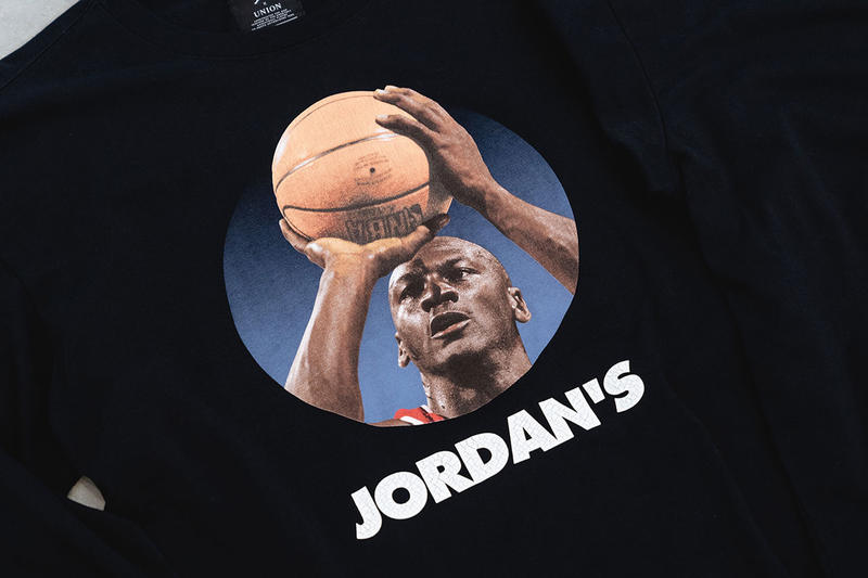 近賞 Union LA x Jordan Brand 聯乘系列