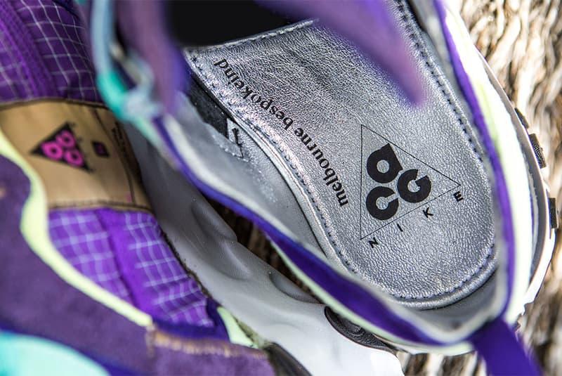 BespokeIND 強改· ACG 版本 Nike React Element 87 鞋款
