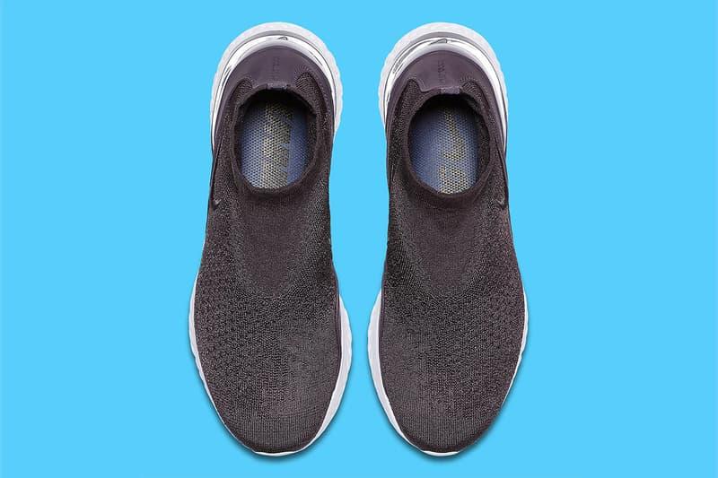 發售在即!Nike Rise React Flyknit 全新「Thunder Grey」配色
