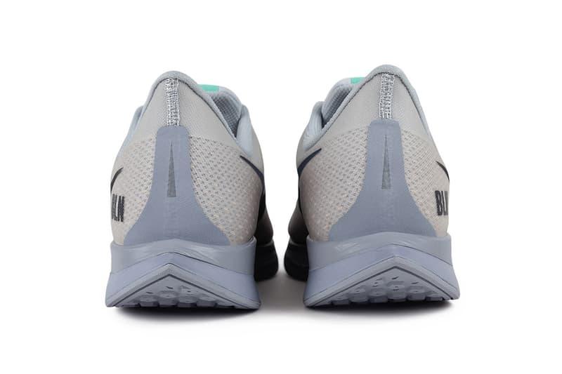 紀念第45屆柏林馬拉松大賽的別注跑鞋Nike Zoom Pegasus Turbo Berlin