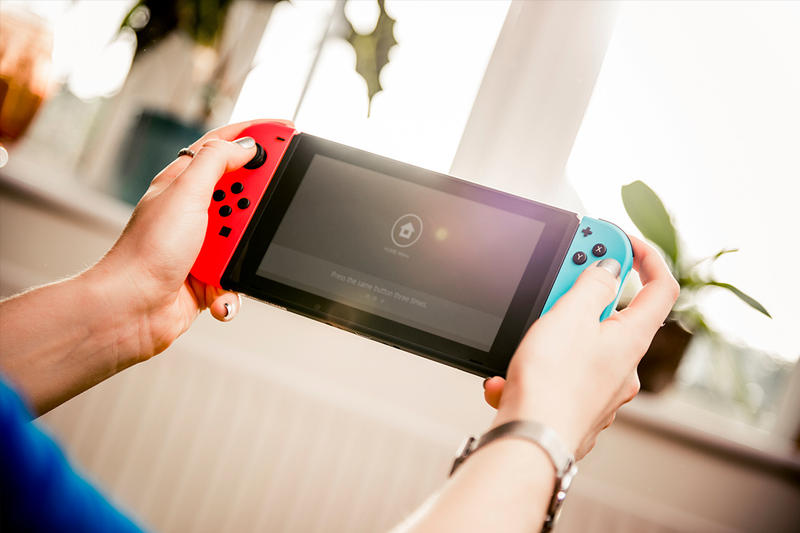 全球熱銷 − Nintendo Switch 總銷量突破 2 千萬大關