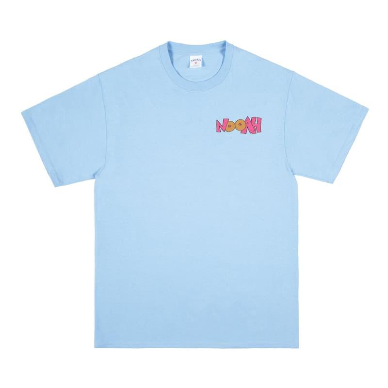 NOAH 攜手藝術家 Arianna Margulis 推出限量版 T-Shirt