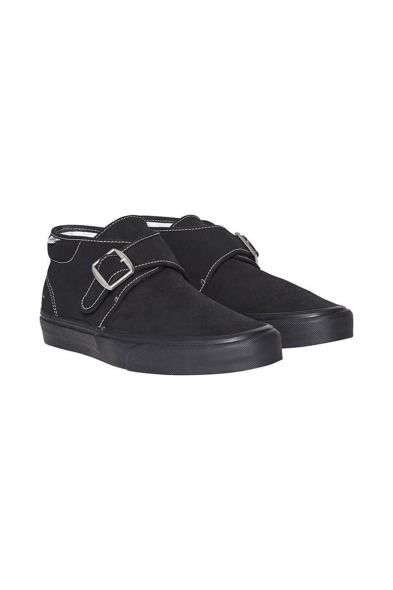 NOAH x VANS 首度聯乘鞋款系列正式釋出