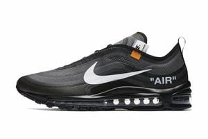 Off-White™ x Nike Air Max 97 全新黑色版本發售日期公佈