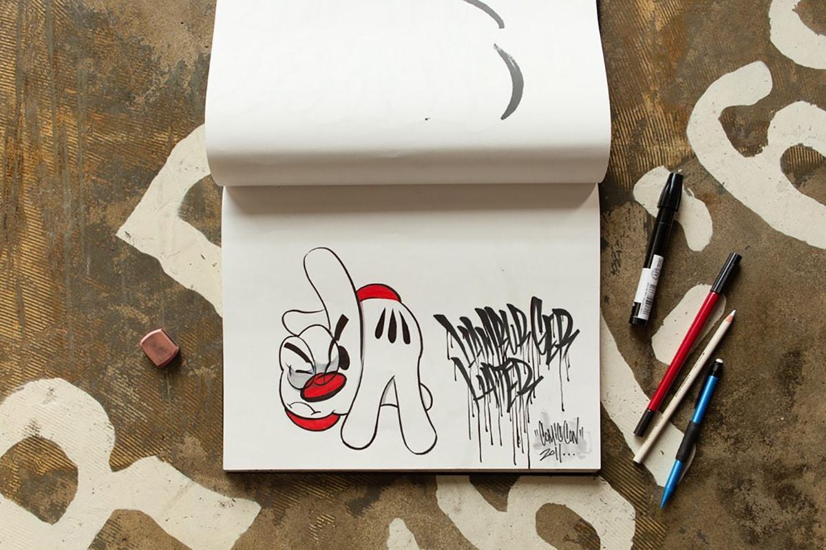 比起跟 Louis Vuitton 聯名,我更想把它們的手袋拆掉 | 專訪塗鴉藝術家 OG Slick