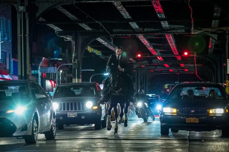 騎馬の殺神!《John Wick 3: Parabellum》最新劇照正式發佈