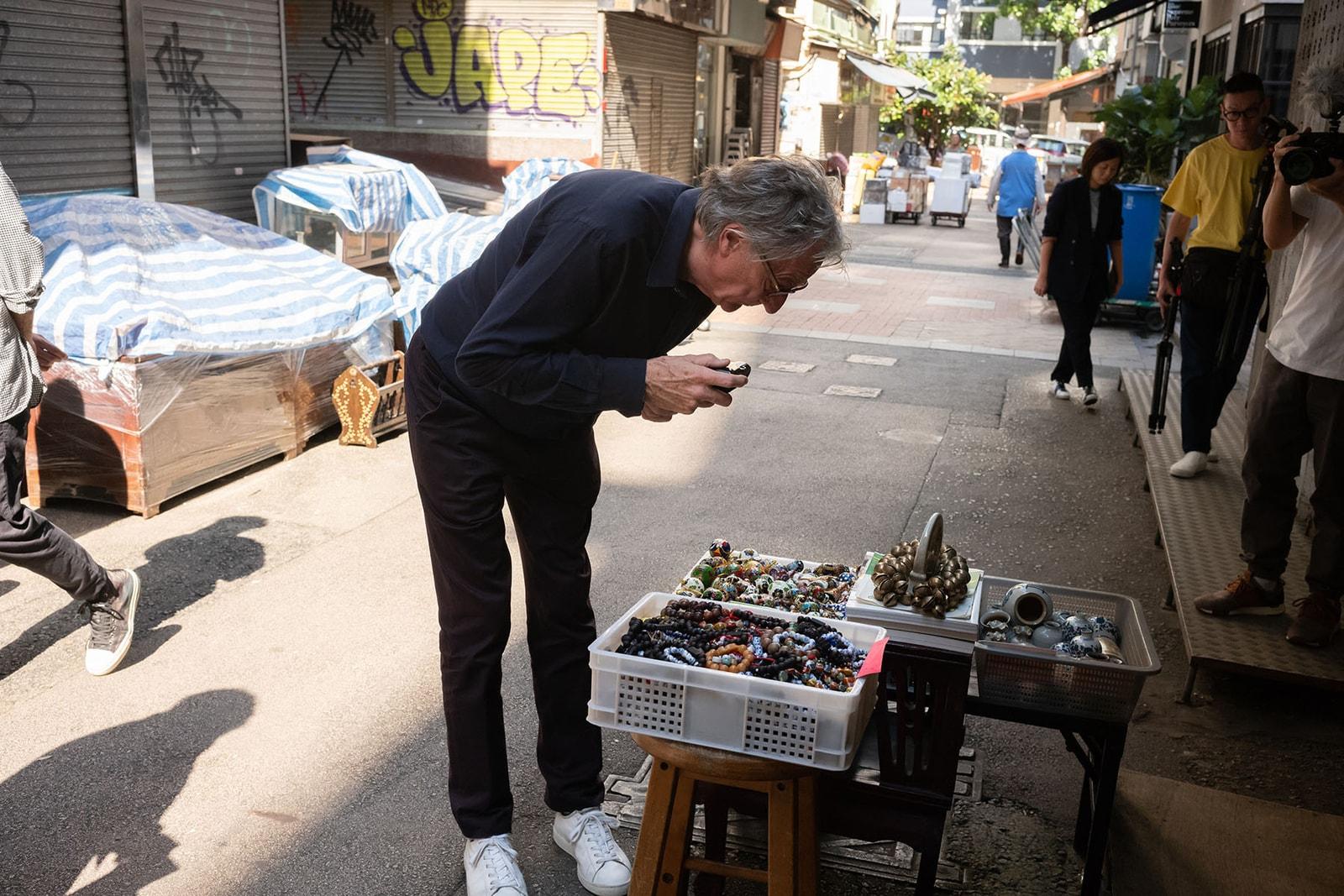 跟著 Paul Smith 遊走香港,了解他對香港的獨有情懷